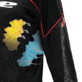 Ultralite Jersey - Black / Red