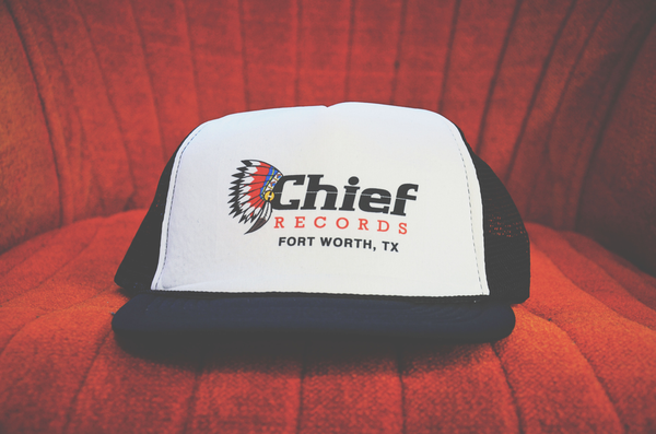 Chief Records Trucker Hat