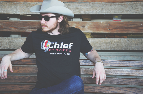 Chief Records Black Tee