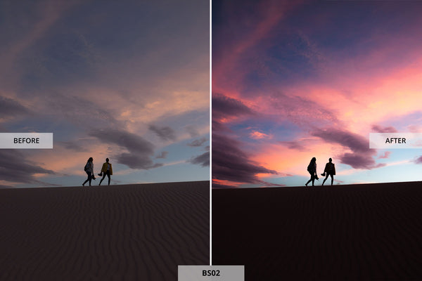 Ben Savage Lightroom Preset BS02 Preview