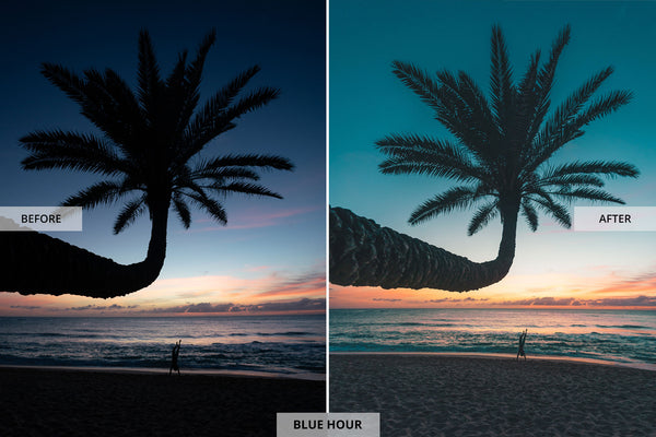 Blue Hours Lightroom Preset by @Andyhvu