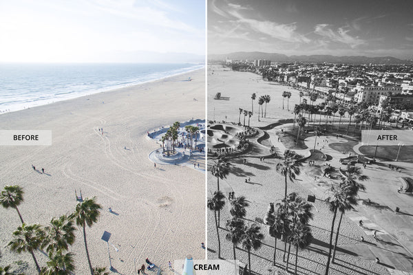 "Ryan Longnecker 'Cream"" Adobe Lightroom Preset"
