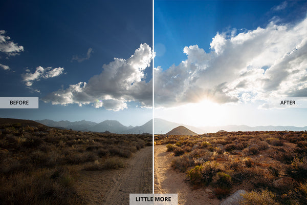 "Ryan Longnecker 'Little More"" Adobe Lightroom Presets"