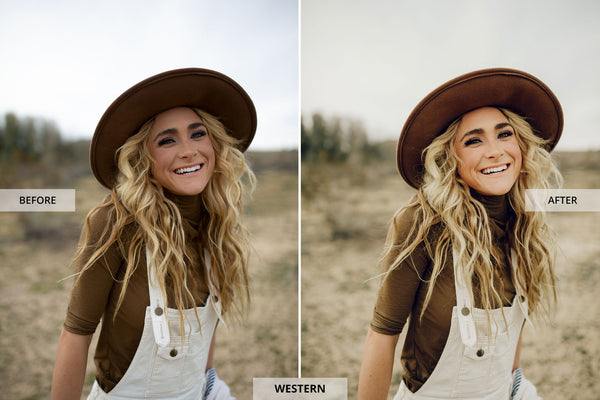"Ryan Longnecker 'Western"" Adobe Lightroom Preset"