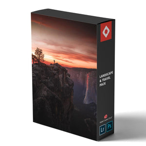 Landscape & Travel Pack