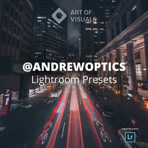 Andrewoptics Lightroom Presets