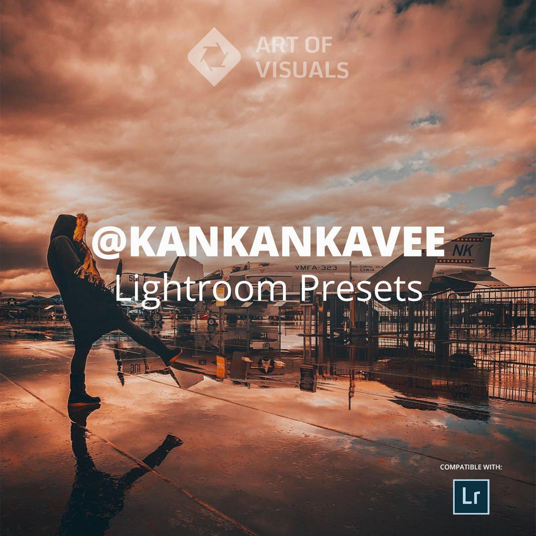AOV x Kankankavee Lightroom Presets/Adobe Camera Raw