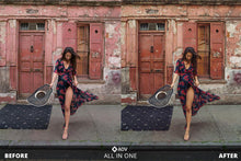 Load image into Gallery viewer, AOV X The Tech Creative Lightroom Presets/Adobe Camera Raw