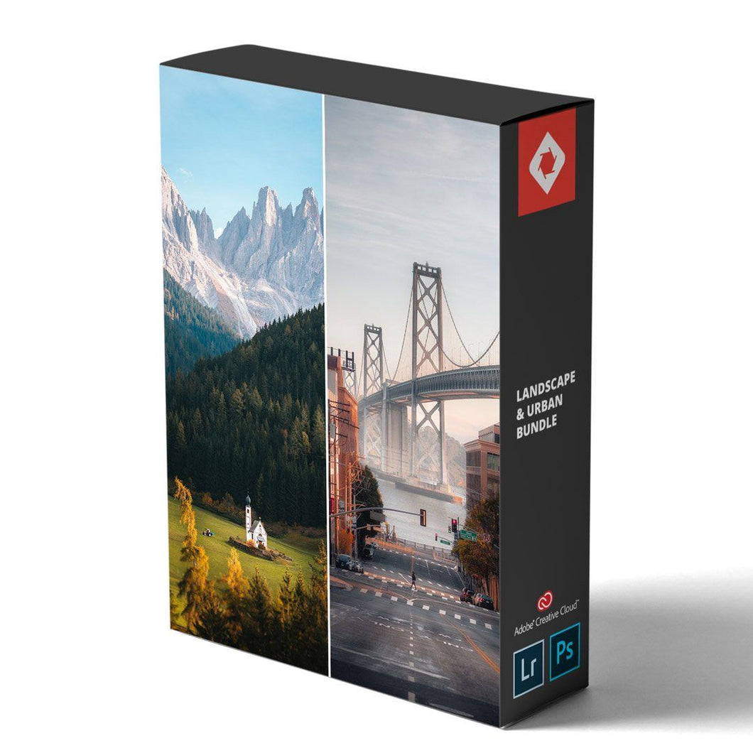 Landscape & Urban Bundle