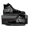 Biker Kicks - Mens High Tops
