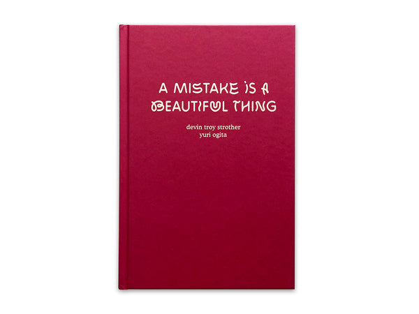 A Mistake Is A Beautiful Thing - Book