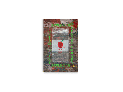 Cover of the zine Apple Bag Contemporary by Coloured Publishing