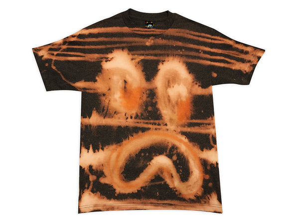 Bleached Beach Face Tee | Size M