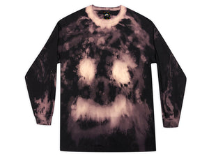 Bleached Beach Face Long Sleeves | Size L
