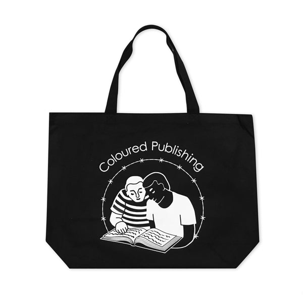 Read A Book Tote