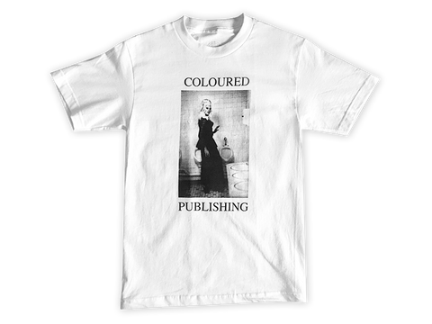 "Coloured Publishing Icon ""RU"" Tee"