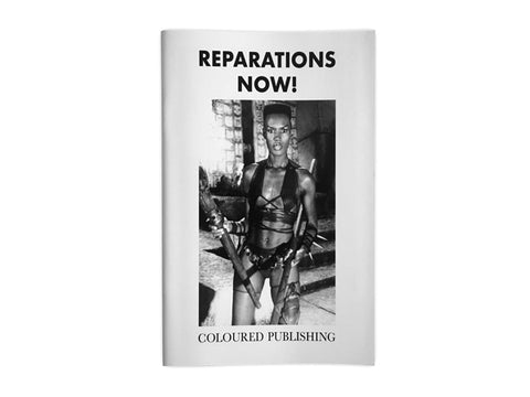 Reparations Now! Zine
