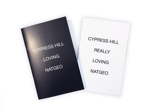 Cypress Hill Loving NatGeo Zine Set