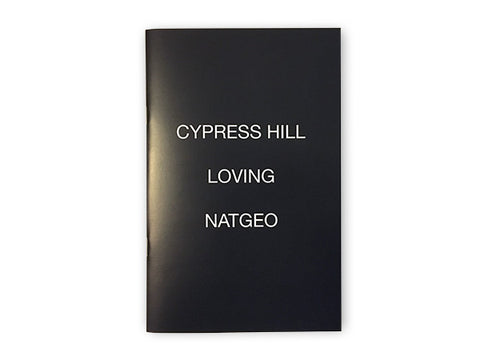 Cypress Hill Loving NatGeo Zine