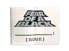 Fear Of A Black______ Zine