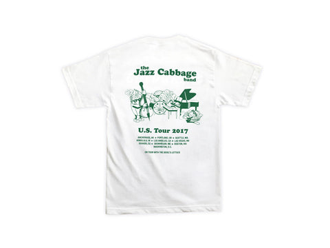 The Jazz Cabbage Band Tee