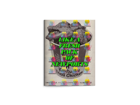 Cover of the book Like a Fresh Pack of Newports by Coloured Publishing