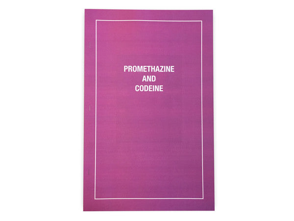 PROMETHAZINE AND CODEINE Zine