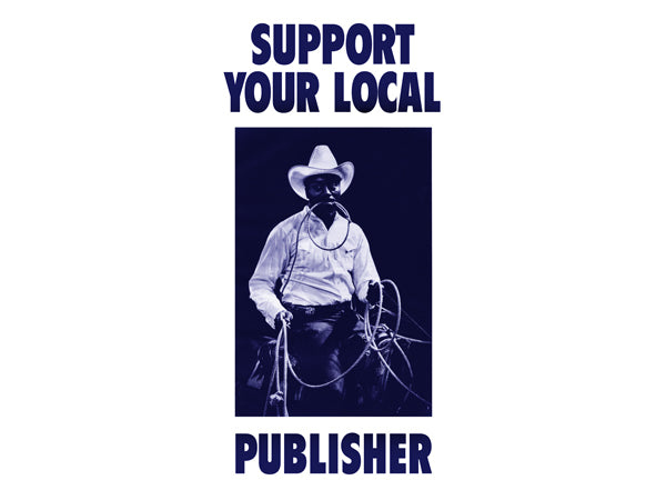 support_your_local_publisher_tee_front_detail