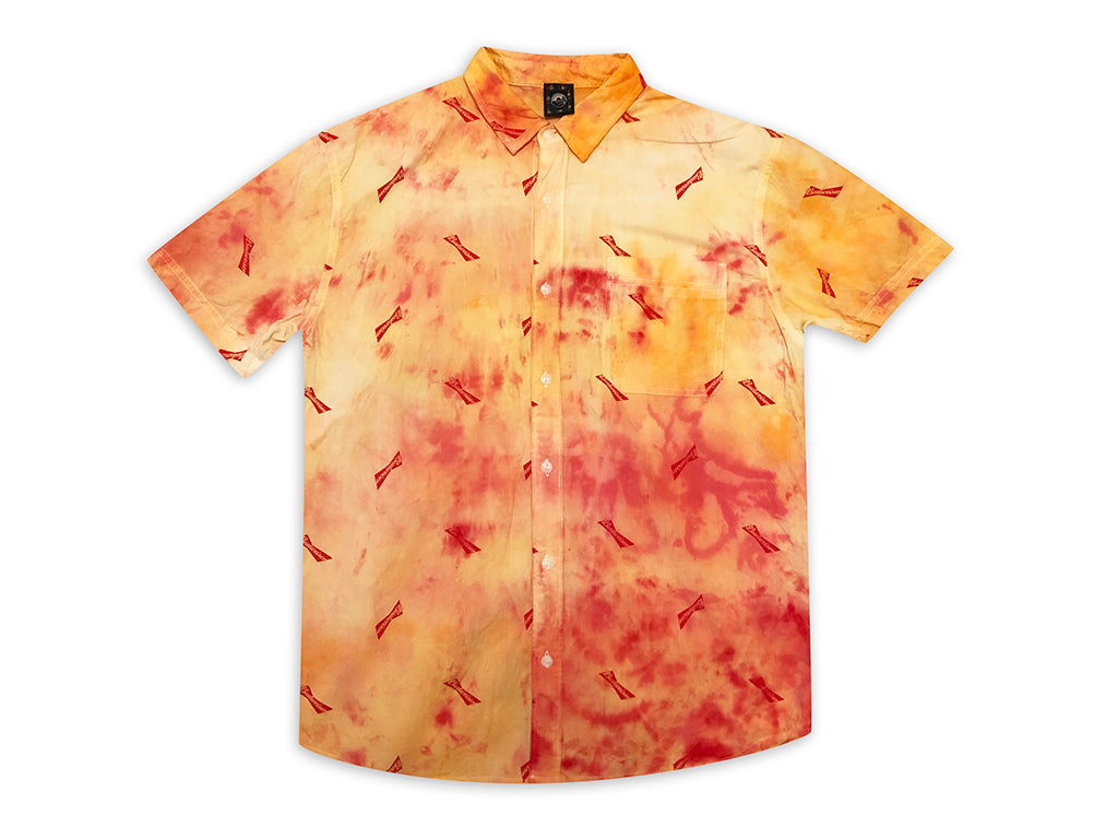Hand Dyed Buttondown