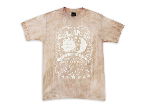 Tie Dye Graphic Tee (Love)