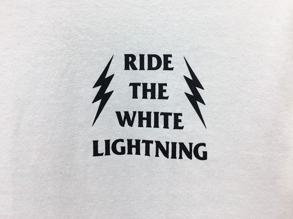 ride_the_white_lightning_longsleeves_white_detail_front