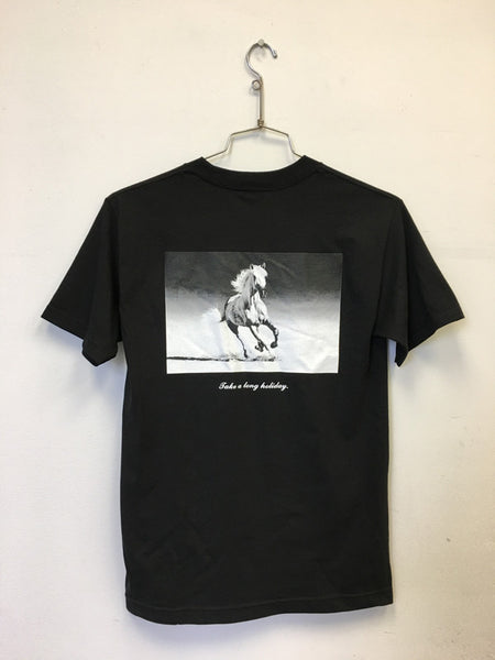 ride_the_white_lightning_tee_black_back