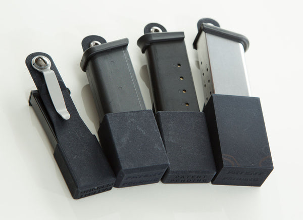 HK P30 Mag Holder | HK P30 Mag Pouch | H&K Mag Pouch Carry your spare HK P30 magazine concealed in your pocket with the ExtraCarry Mag Pouch. Looks like a pocket knife