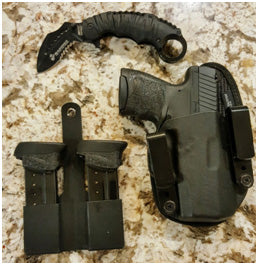 Custom ExtraCarry Mag Pouch for Walther PPS