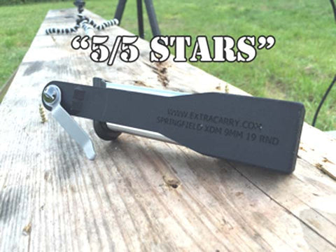 5/5 Star Review - The ExtraCarry Mag Pouch - Langley Firearms Academy