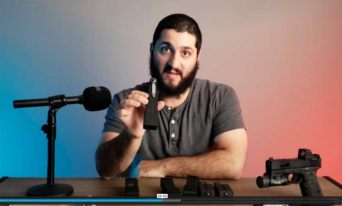 Glock Mag Review - The Tactical Rabbi - Glock Mag Holders for your pocket