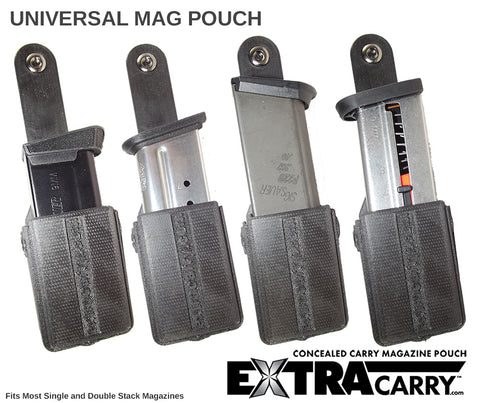 Universal 9mm Mag Pouch