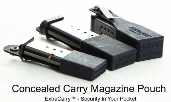Glock 19 Magazine holder for concealed carry