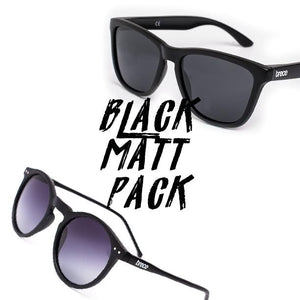 Black Matt Pack