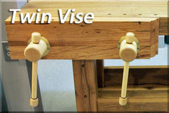 Twin Screw Vise