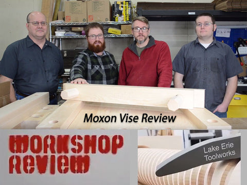 Lake Erie Toolworks Moxon Vise Review