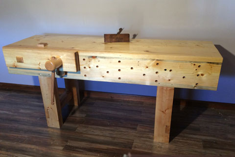 Workbench, Lake Erie Toolworks