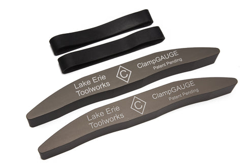 Lake Erie Toolworks - C-Size ClamepGAUGE Units with retention bands