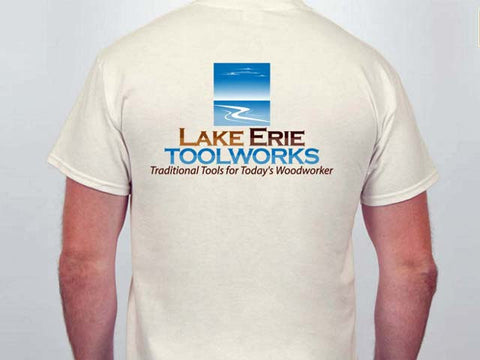 Lake Erie Toolworks - T-Shirt - Lake Erie Toolworks - logo on back