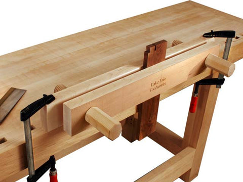 Moxon Vise - Lake Erie Toolworks - 1