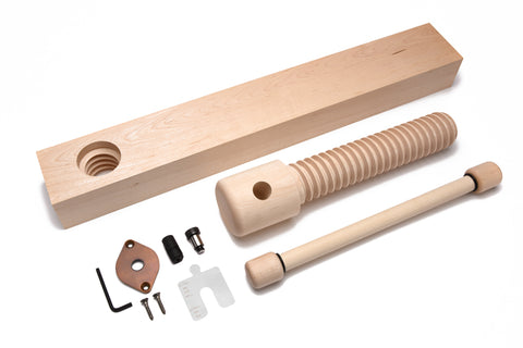Wood Wagon Vise Screw - Standard Kit