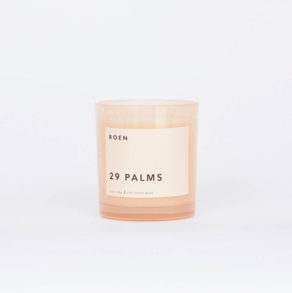 roen/29 palms candle