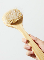 baudelaire cedar bath brush