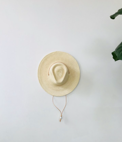 WP/desert sun hat - natural