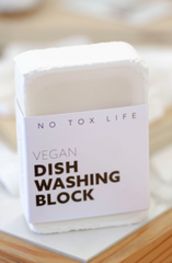 zero waste dish block